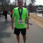A Marathon and Blog Posts