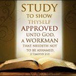 An addendum to my study of 2 Timothy 2:15