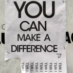 More about making a difference